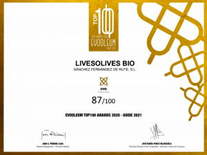LivesOlives Evooleum 2020