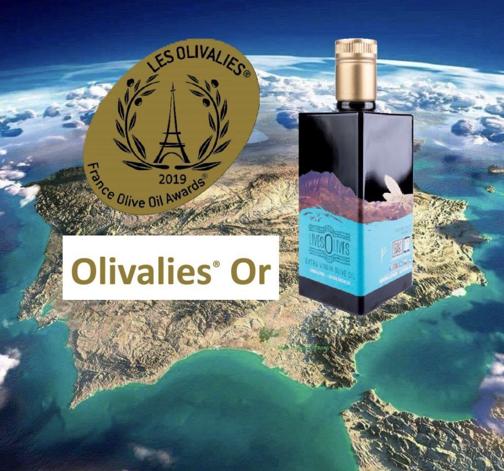 Les Olivalies 'Or. 2019 LIVESOLIVES