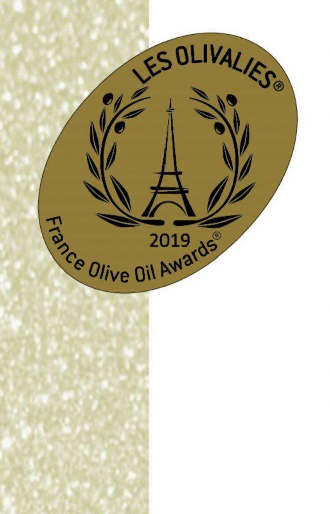 LIVESOLIVES FRANCE - 2019 - FRANCE OLIVE IL AWARDS. LES OLIVALIES