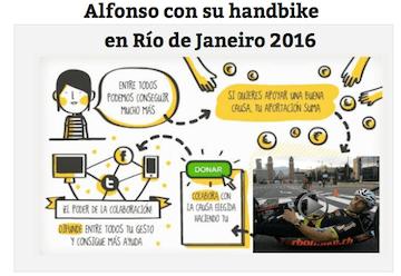 Handbike - Alfonso Ruiz