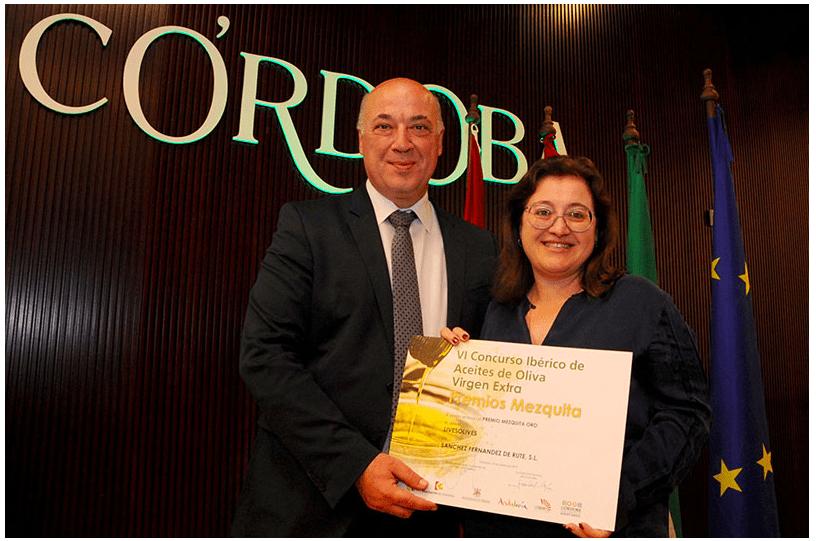 Biodiversidad y Aceite de Oliva Virgen Extra Ecológico - Antonio Ruíz - Presidente de la Diputación de Córdoba
